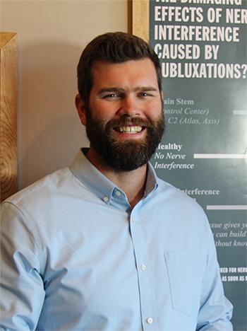 Meet Montrose chiropractor Dr. Jacob Sims