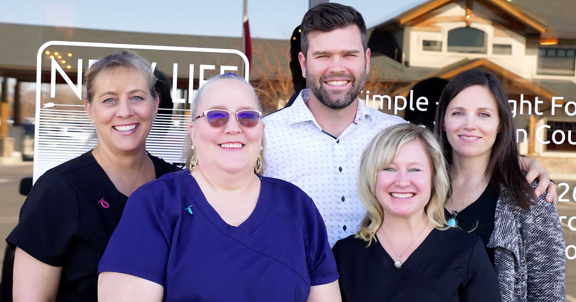 Meet our team at New Life Chiropractic in Montrose, CO